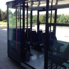 Cityliner Electric doors